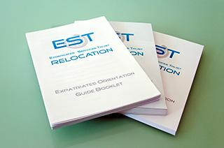 The EST Expat booklet